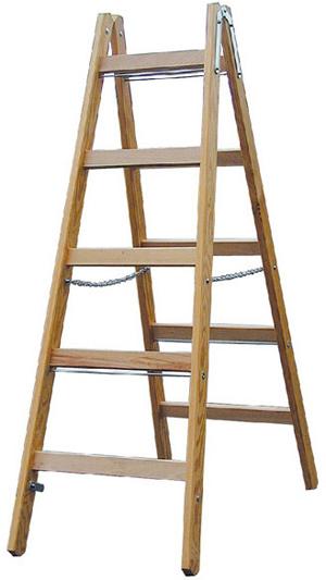 Стремянка деревянная как сделать
